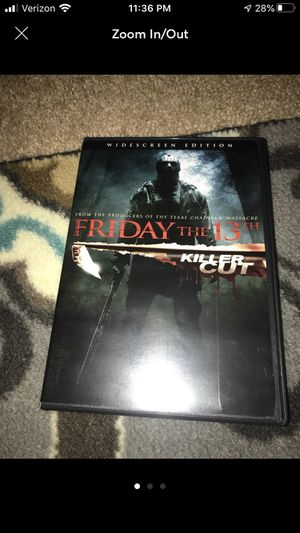 Friday the 13th Killer Cut for Sale in Normal, IL