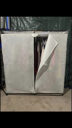 Portable closet for Sale in Haymarket, VA