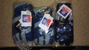 Dallas Cowboys winter gloves size: Lg & XL for Sale in Dallas, TX
