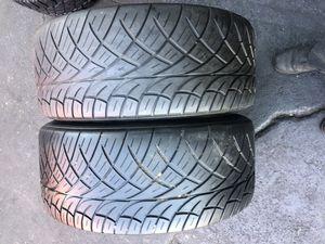 Nitto tires 305-50-20 65% tread life free installation se habla español $120 for both for Sale in Santa Fe Springs, CA