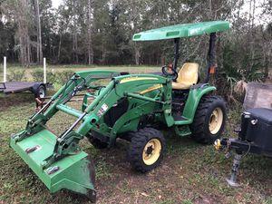 2013 John Deere Tractor Model 3320 for Sale in Port St. Lucie, FL
