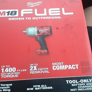 "Milwaukee M18 Fuel ½"" High Torque Impact Wrench (Tool Only) for Sale in Phoenix, AZ"