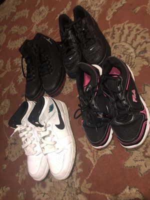 Shoes Nike Jordan's Timberland for Sale in Herndon, VA