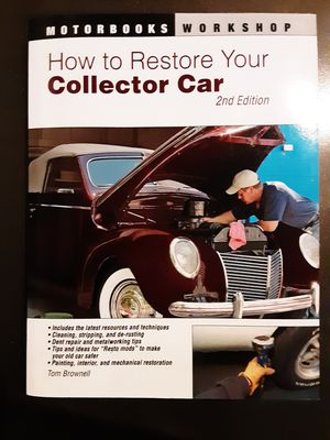How to restore your collector car for Sale in Lake Stevens, WA