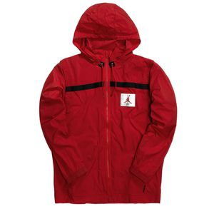 NIKE AIR JORDAN WINGS OF FLIGHT WINDBREAKER Red Sz M BNWT AH6242-687 for Sale in Raleigh, NC