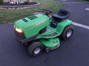 Sabre John Deere Tractor for Sale in Feasterville-Trevose, PA