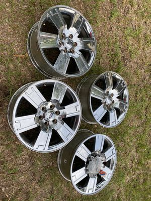 F150 rims for Sale in Clermont, FL