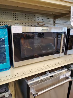 KitchenAid over the range microwave for Sale in Claremont, CA