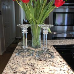 Crystal Candke Holders for Sale in Clifton,  VA