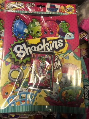Shopkins card holder for Sale in Compton, CA