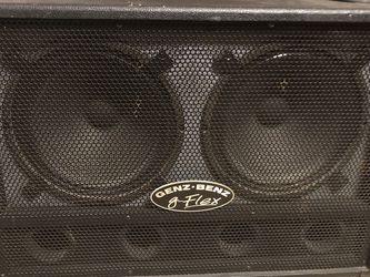 """Genz-Benz G-Flex 2 X 12"""" Guitar Cabinet for Sale in Whitney,  TX"""