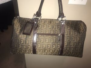 Fendi medium sized Tote bag for Sale in Hoffman Estates, IL