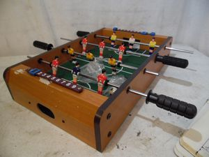 """Kid Child Size Mini Foosball Table 20"""" X 20"""" Table Top Soccer Competition Game for Sale in Lansdowne, PA"""