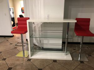 Bar and stools for Sale in Las Vegas, NV