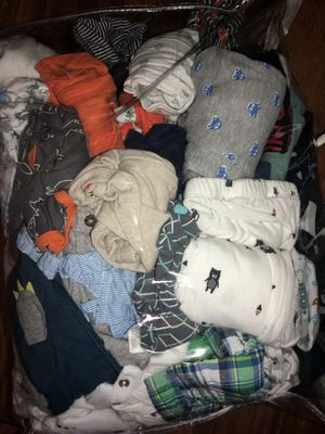 Baby boy clothes & shoes NB-6M for Sale in Hialeah, FL