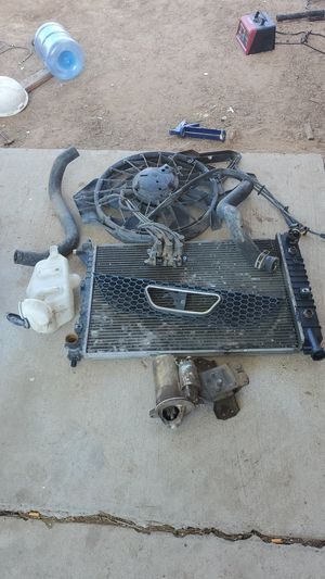 2002mustang items 125 all car parts 150 for washer and dryer 35 for the air tank for Sale in El Paso, TX
