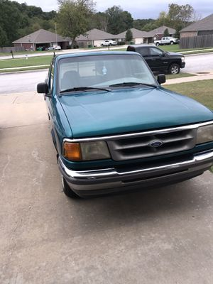 1997 Ford ranger ext cab xlt for Sale in Springdale, AR