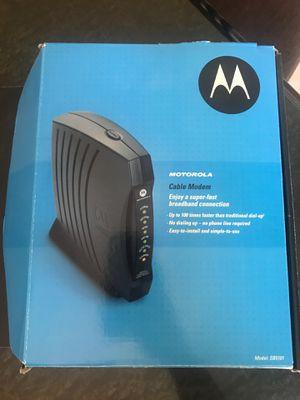 Internet Modem for Sale in Portland, OR