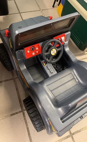 Hot wheels Jeep for Sale in Lake Butler, FL