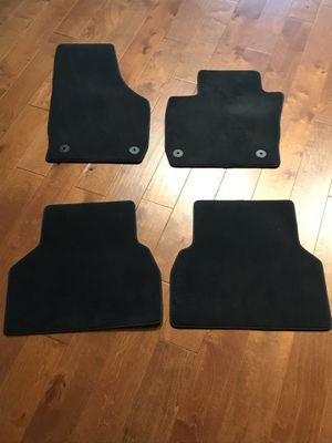 Audi Black Floor Mats for Sale in San Diego, CA