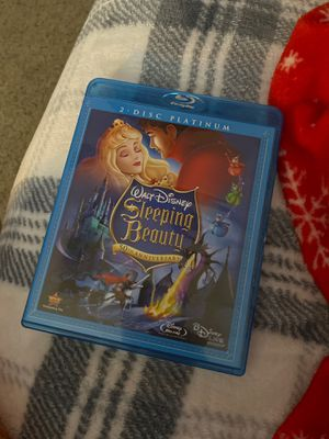 Sleeping Beauty DVD AND BLU-RAY for Sale in Carrollton, TX