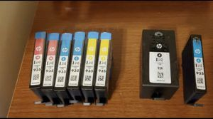 HP ink cartridges 934/935 DOUBLE INK for Sale in Wilton Manors, FL
