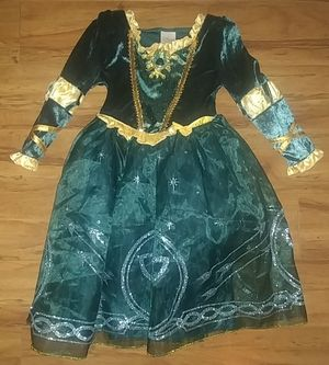 Girls Dress Up Costume Size 4 for Sale in Moreno Valley, CA