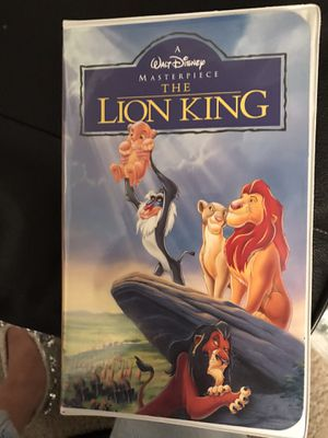 The Lion King sealed(2 for one price) 1995 for Sale in Atlanta, GA
