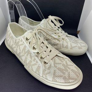 New Michael Kors Sneaker Shoes Womens Size 8.5 for Sale in Honolulu, HI