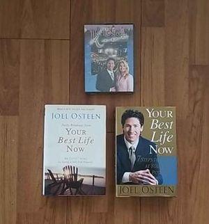 2 Joel Osteen Books & DVD for Sale in Los Angeles, CA