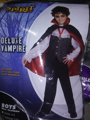 Costume sz 7 - 10 boys for Sale in Salt Lake City, UT