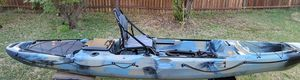 Tarpon 13ft pedal kayak special edition for Sale in Frisco, TX