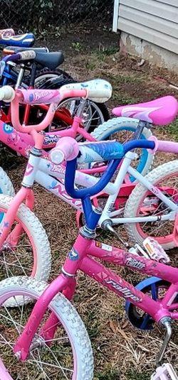 16 Inch Kids Bikes, $45 Each for Sale in Hyattsville,  MD