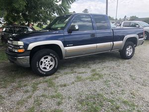 2002 Chevy Silverado 1500 Z71 for Sale in Halifax, VA