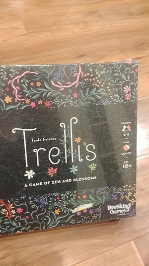 Trellis a board games for Sale in Hacienda Heights, CA