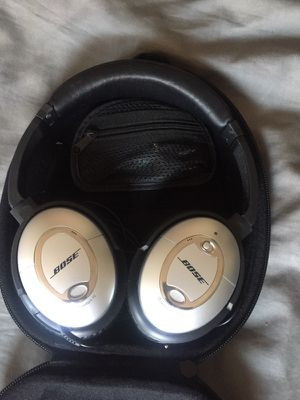 Bose QuietComfort 15. Like New for Sale in Pittsburgh, PA