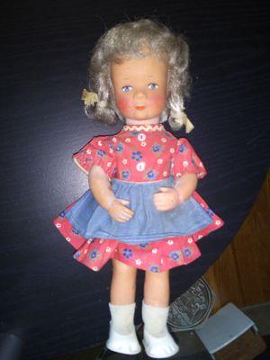 Vintage 1950s? Doll ($4) for Sale in BRECKNRDG HLS, MO