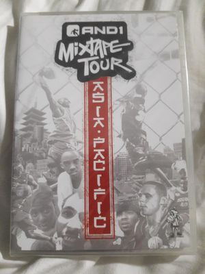 And1 Mixtape Asia Pacific Tour for Sale in Fairfax, VA