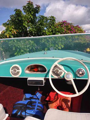 Starcraft antique 1960 50 hp mercury for Sale in Hialeah, FL