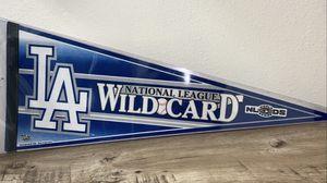 LA Dodgers Pennant for Sale in Sacramento, CA