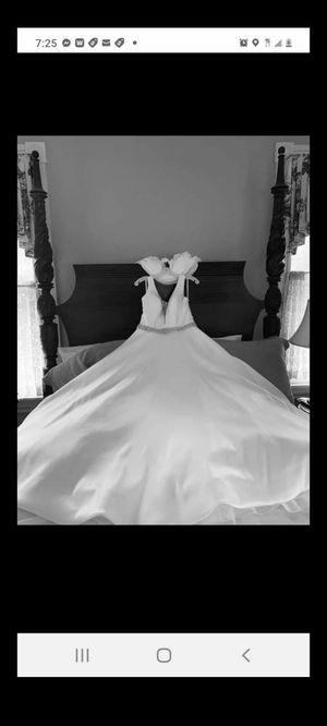 """MAKE AN OFFER"" Allure Silk Wedding Dress for Sale in Orlando, FL"