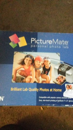 Epson picture mate for Sale in Antioch, CA