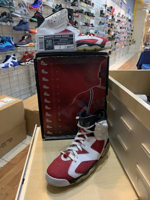 Air Jordan 6 CDP Carmine Size 13 for Sale in Silver Spring, MD
