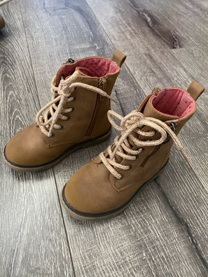 Girls boots size 7 toddler for Sale in Corona, CA