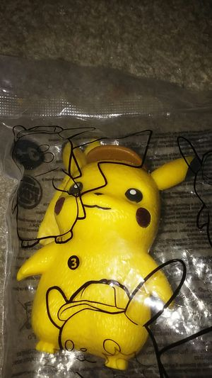 Pokemon Detective Pikachu collectable from Burger King for Sale in Orlando, FL