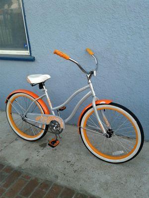 "Huffy Beach Cruiser Bike--24"" Tires for Sale in Chino, CA"