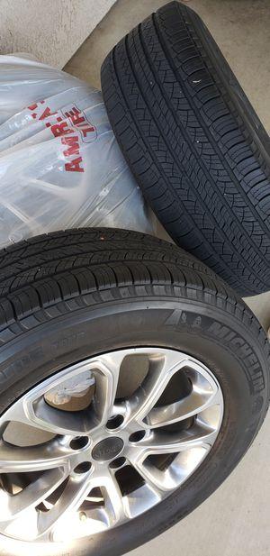 Jeep Grand Cherokee wheels for Sale in Woodlake, CA