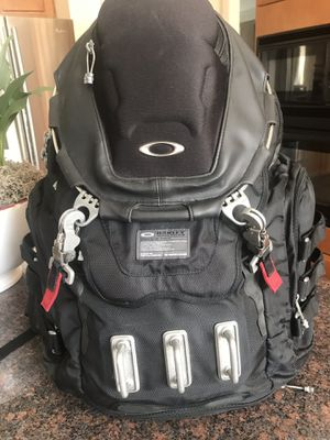 """oakley backpack kitchen sink for Sale in Ashburn, VA"