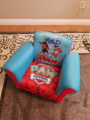 Paw patrol kids chair for Sale in Long Beach, CA