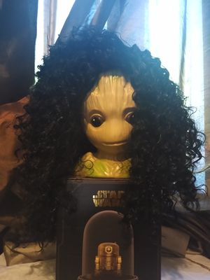 Black brown wig curly thick hair $20 new in city of bell gardens for Sale in Compton, CA
